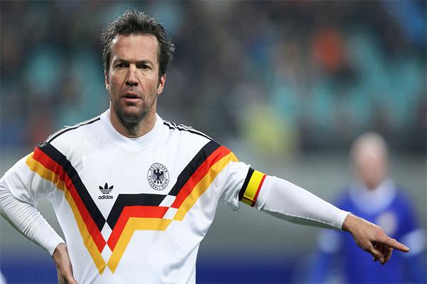 นักฟุตบอลระดับตำนานของประเทศเยอรมัน
